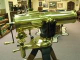 "Colt,1877 ""Bulldog Gatling"",.45-70 Govt,18 1/4"" bbl.,350 lbs. - 10 of 13"
