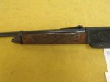 """Browning, BLR, .308 Win.,20"""" bbl., 7lbs 4oz.,14"""" L.O.P., Made in Belgium,Engraved by T.J.Kaye. - 8 of 9"""