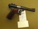 Ruger,MKIII 512-TA, .22 Long Rifle,5 1/2