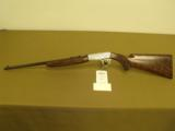 "Browning, .22 Semi- Automatic Grade III, .22 L.R., 19 1/4"" bbl., 4 lbs 14 oz.,Mfg 1958, w/ Early Hartman Case."