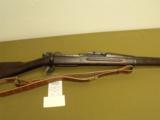 Springfield Armory, 1903 Mark I, 24' bbl.-bbl. Date 11/42, 9 lbs. 8 oz., 12 3/4