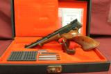 "Browning, ""Gold Line"" Medalist,.22 Long Rifle, 6 3/4"" bbl., 48 oz., Mfg 1964, 407 Manufactured"