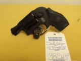 Smith & Wesson,438 w/ Crimson Trce Laser Grip, .38 Spl. plus P, 1 7/8 - 2 of 3