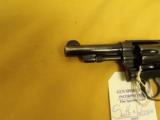 "Smith & Wesson, .32 Regulation Polie, .32 S&W Long, 3 1/4"" bbl., 22 oz., Mfg. 1917-42 - 5 of 5"