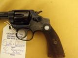"Smith & Wesson, .32 Regulation Polie, .32 S&W Long, 3 1/4"" bbl., 22 oz., Mfg. 1917-42 - 4 of 5"