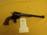 "Ruger, Super Blackhawk, .44 Rem. Mag., 10 1/2"" bbl.,52 oz., New in box."
