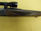 "Savage, 99R, .300 Savage, 24"" bbl., 13 3/4"" L.O.P. With Bushnells ""ScopeChief"" 4X scope. - 6 of 14"