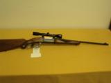 "Savage, 99R, .300 Savage, 24"" bbl., 13 3/4"" L.O.P. With Bushnells ""ScopeChief"" 4X scope."