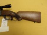 "Savage, 99R, .300 Savage, 24"" bbl., 13 3/4"" L.O.P. With Bushnells ""ScopeChief"" 4X scope. - 10 of 14"
