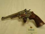 """Smith and Wesson 57 """"Classic"""" .41 Rem. Mag."""