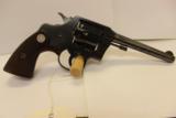 Colt Official Police .22 LR