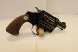 """Colt """"Cobra"""" .38 Special"""