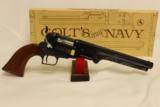 Colt 1851 Navy .36 Cal Early second generation