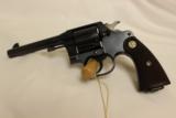 """Clot """"New Service"""" .45 Colt"""