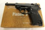 Walther P-38 (Commercial) 9mm