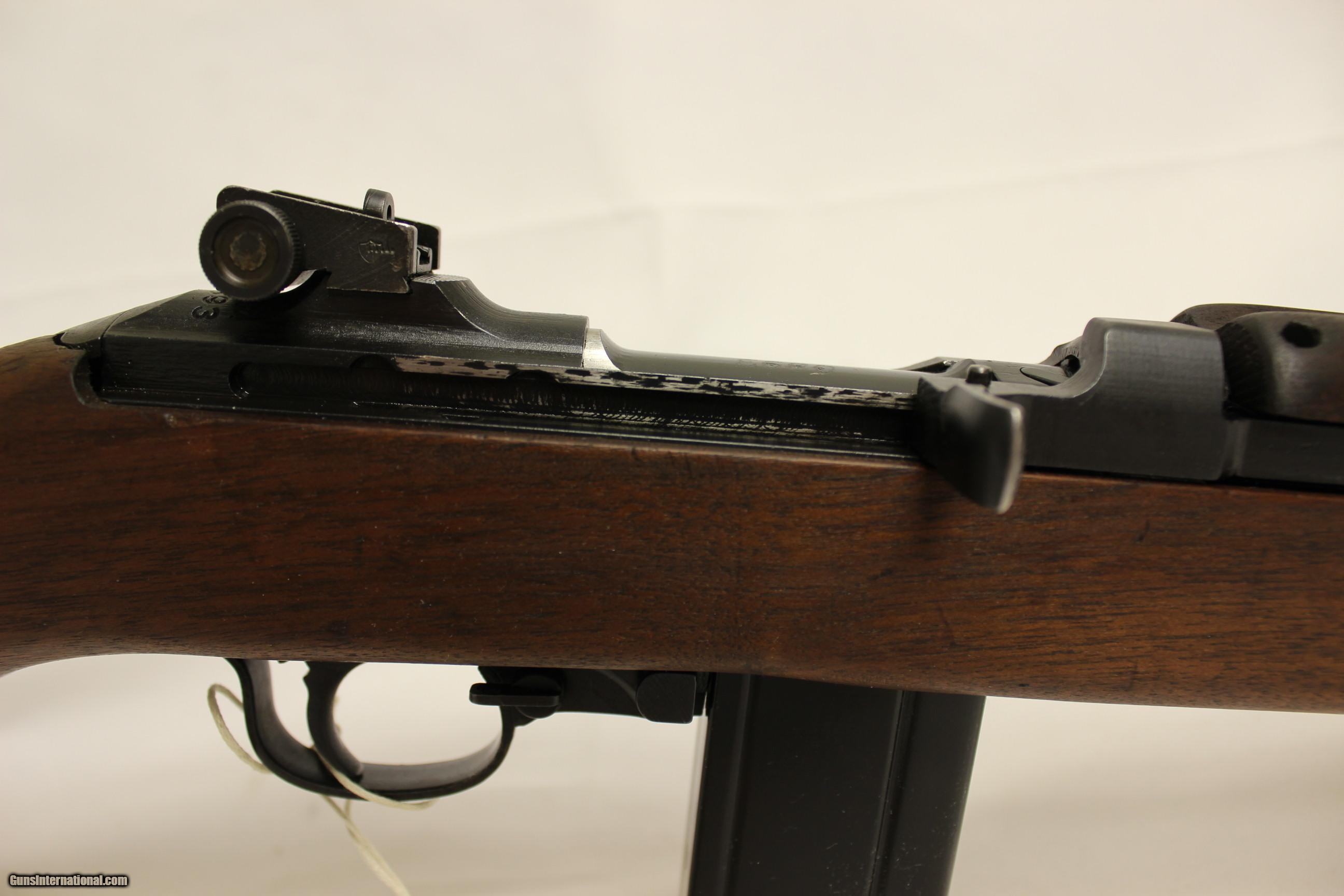 dating inland m1 carbine I'm new with carbines i bought this universal m1 carbine with the as 815 dose  need help with dating my universal carbine  ibm and inland  rondog, mar.