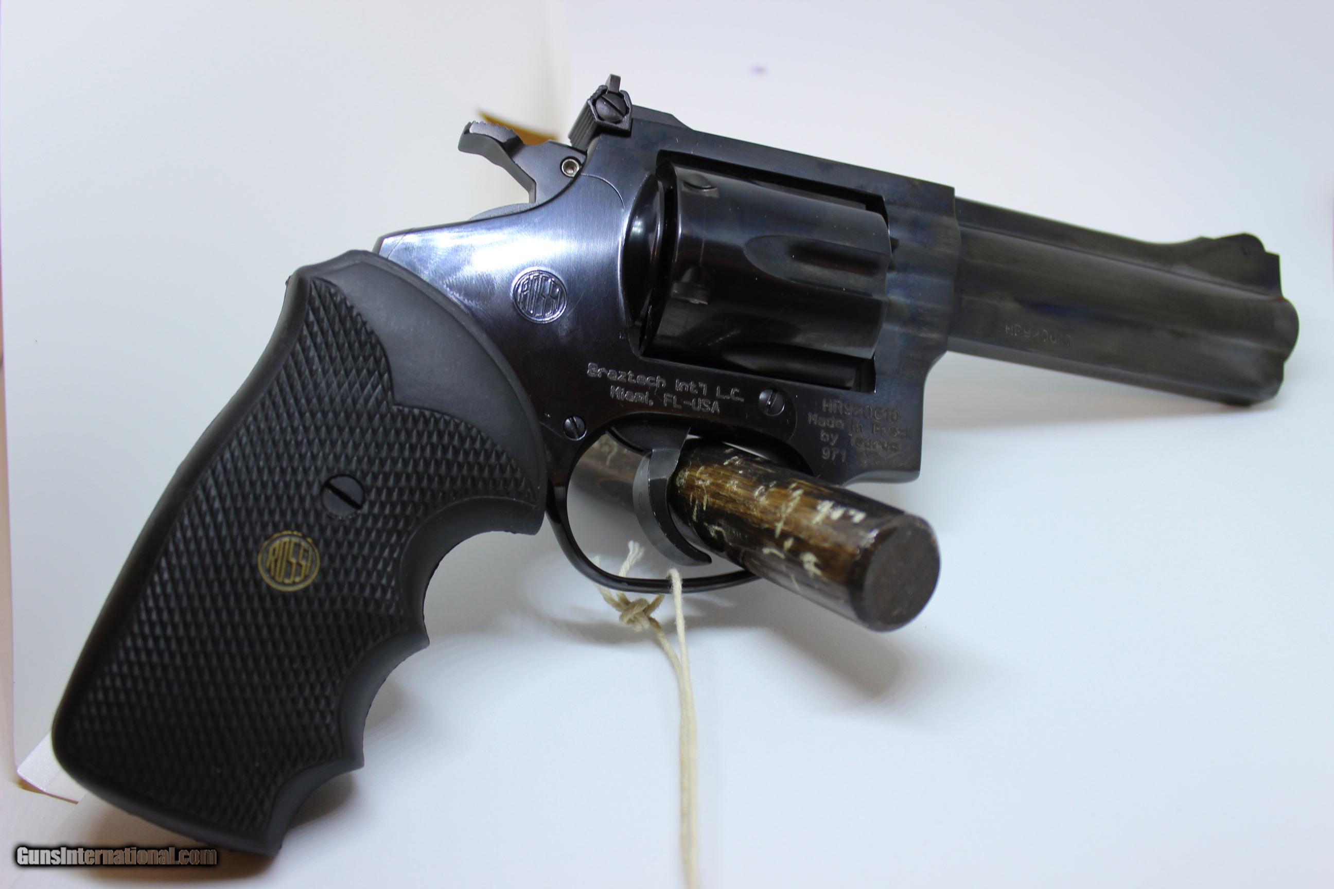 taurus 971 357 mag pistol