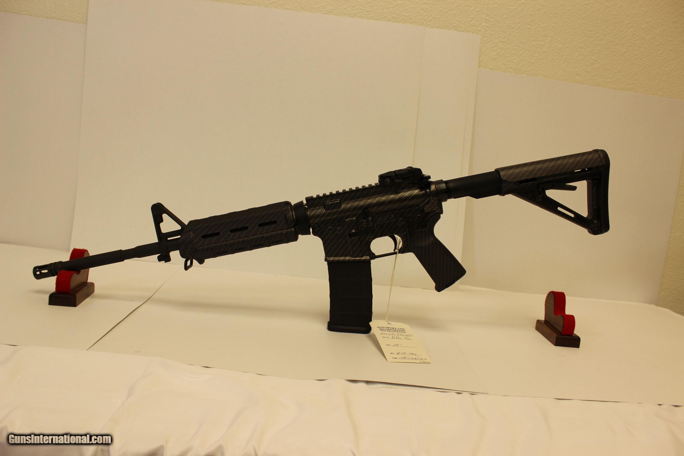 Colt M4 Carbine (MagPul Carbon Fiber) 5 56x45M/M ( 223 Remington