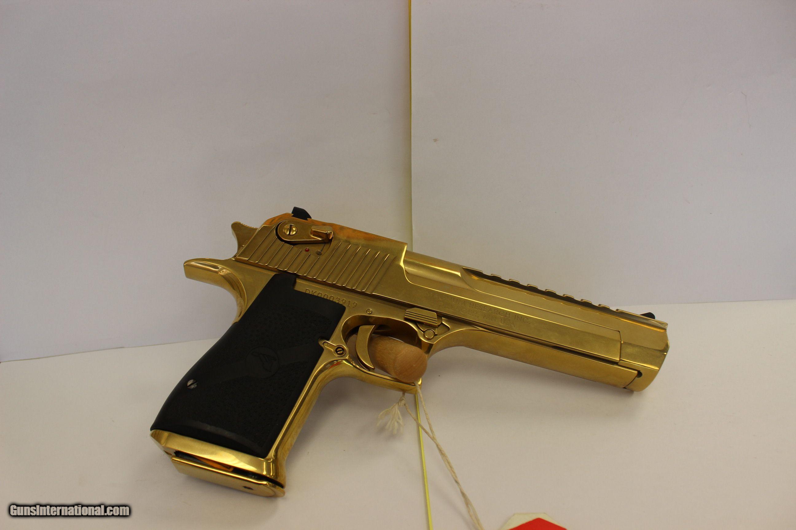 Magnum Research Pistols Desert Eagle .50 A.E. - 1 of 2 ...