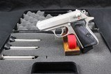Walther Stnls PPK/S .380 Auto - 4 of 4