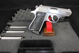 Walther Stnls PPK/S .380 Auto - 2 of 4