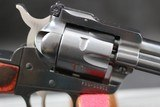 Ruger, New Model Single Six, .22/.22 W.M.R. - 6 of 8