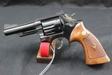 Smith and Wesson Combat Magnum .357 Mag