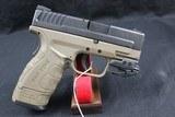 Springfield Armory XDM Mod. 2 Sub Compact, 9 M/M - 2 of 2