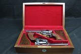 U.S.F.A. Single Action Revolvers Premium Pair, .32 W.C.F (.32-20 Winchester) - 1 of 13