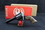 Ruger Blackhawk New model, .357 Mag