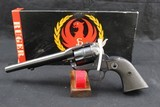 Ruger Single Six .22 Magnum, .22 W.M.R.