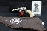 U.S.F.A. Single Action Revolver Premium .38 W.C.F. (.38-40 Winchester)