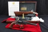 United States Historical Society Jefferson Davis 1851 Navy .36 Cal