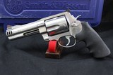 Smith and Wesson 460XVR, .460 S&W Mag.