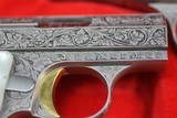 Browning Renaissance 3 pistol set, 9M/M,.380 and.25 A.C.P. - 7 of 25