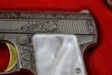 Browning Renaissance 3 pistol set, 9M/M,.380 and.25 A.C.P. - 4 of 25