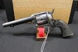 u.s.f.a. Single Action Revolver .45 Colt