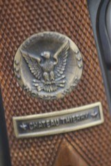 "Set of Colts,.45 Automactic Pistols,W.W.1. Commemorative,5"" bbl.,40 oz.,Mfg. 1968 - 7 of 10"