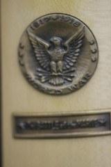 "Set of Colts,.45 Automactic Pistols,W.W.1. Commemorative,5"" bbl.,40 oz.,Mfg. 1968 - 9 of 10"
