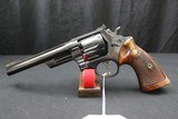 Smith and Wesson 1950 Target Forth Model Hand Ejector, .44 Spl - 1 of 2