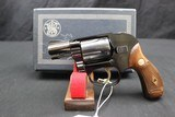 Smith & Wesson Bodyguard Airweight .38S&W special