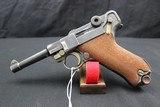DWM 1923 Commercial Luger .30Luger