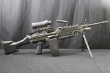 Fabrique Nationale (Herstal) M249S SAW 5.56x45m/m