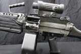 Fabrique Nationale (Herstal) M249S SAW 5.56x45m/m - 8 of 9