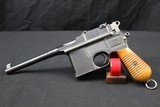 Orbendorf Mauser C96/1930 Commercial 7.63mm Mauser - 4 of 11