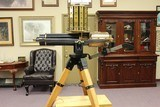 valley engraving replica colt model 1878 gatling battery gun
