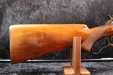 """Winchester 71 """"Deluxe"""" .348 Win - 7 of 8"""