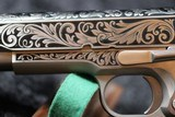 Colt Government Lisa Tomlin engraved series .45 A.C.P. - 16 of 20