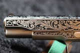 Colt Government Lisa Tomlin engraved series .45 A.C.P. - 15 of 20