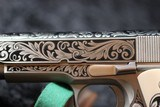 Colt Government Lisa Tomlin engraved series .45 A.C.P. - 14 of 20